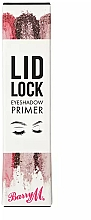 Düfte, Parfümerie und Kosmetik Lidschattenbase - Barry M Lid Lock Eyeshadow Primer