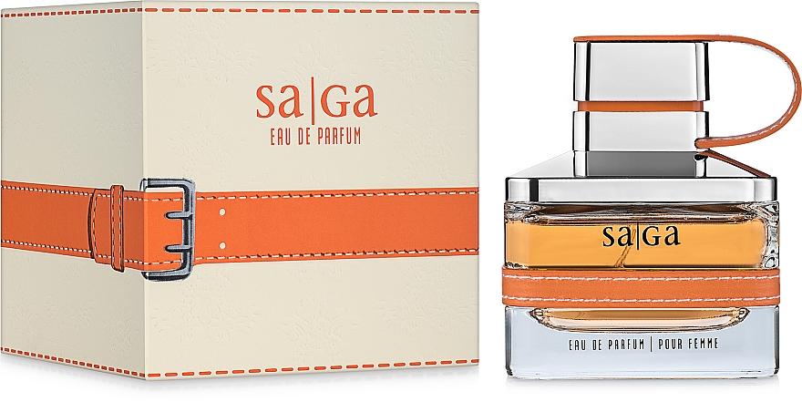 Emper Saga - Eau de Parfum