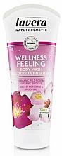 Düfte, Parfümerie und Kosmetik Pflegendes Duschgel mit Bio Wildrose und Hibiskus - Lavera Wellness Feeling Organic Wild Rose & Organic Hibiscus