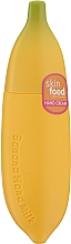 Düfte, Parfümerie und Kosmetik Handcreme mit Banane - IDC Institute Skin Food Hand Cream Banana