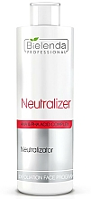Düfte, Parfümerie und Kosmetik Neutralisator nach Säurepeeling - Bielenda Professional Exfoliation Face Program Neutralizer