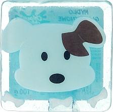 Düfte, Parfümerie und Kosmetik Glycerinseife für Kinder mit Limonadenduft Hund - Chlapu Chlap Glycerine Soap