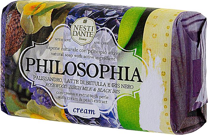 Naturseife Cream - Nesti Dante Nourishing & Illuminating Soap Philosophia Collection