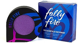 Düfte, Parfümerie und Kosmetik Hochpigmentierter Lidschatten - Folly Fire Drop The Shade