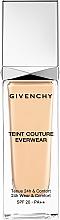 Düfte, Parfümerie und Kosmetik Langanhaltende Foundation LSF 20 - Givenchy Teint Couture Everwear SPF20/PA++