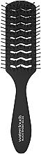 Düfte, Parfümerie und Kosmetik Haarbürste - Waterclouds Black Brush No.22