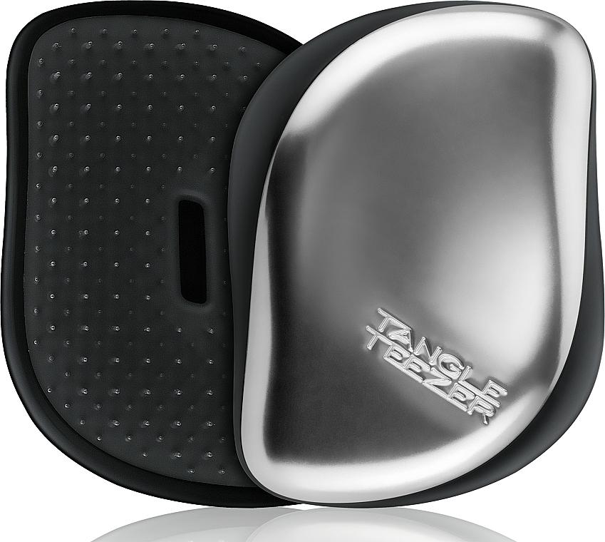 Kompakte Haarbürste - Tangle Teezer Men's Compact Groomer Detangling Hair Brush