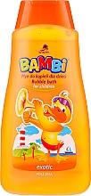 Düfte, Parfümerie und Kosmetik Scaumbad für Kinder mit exotischem Fruchtduft - Bambi Savona Bambi