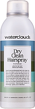 Düfte, Parfümerie und Kosmetik Trockenshampoo für alle Haartypen - Waterclouds Volume Dry Clean Hairspray