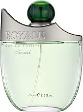 Düfte, Parfümerie und Kosmetik Rasasi Royale Pour Homme - Eau de Toilette