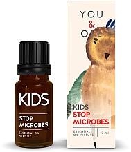 Düfte, Parfümerie und Kosmetik Ätherische Ölmischung für Kinder zur Vermeidung der saisonalen Erkältungen - You & Oil KI Kids-Stop Microbes Essential Oil Mixture For Kids