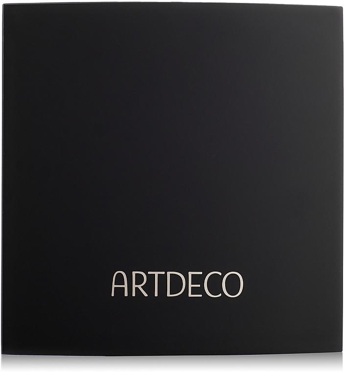 Leere Magnet-Palette - Artdeco Trio Box