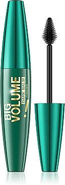 Mascara für voluminöse Wimpern - Eveline Cosmetics Big Volume Dark Balm Mascara