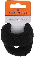 Düfte, Parfümerie und Kosmetik Haargummis schwarz 2 St. 22548 - Top Choice
