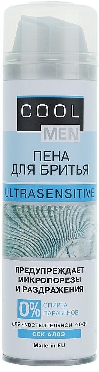 Rasierschaum - Cool Men Ultrasensitive