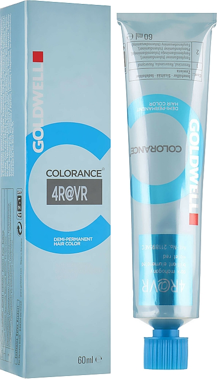 Demi-Permanente Haarfarbe ohne Ammoniak - Goldwell Colorance Color Infuse Hair Color