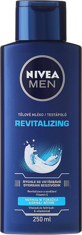 Revitalisierende Körperlotion - Nivea Revitalizing Body Lotion