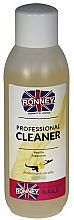 Düfte, Parfümerie und Kosmetik Nagelentfeuchter Vanille - Ronney Professional Nail Cleaner Vanilla