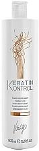 Düfte, Parfümerie und Kosmetik Bändigendes Fluid für normales bis dickes Haar mit Keratin №1 - Vitality's Keratin Kontrol Taming Fluid