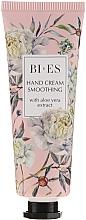 Düfte, Parfümerie und Kosmetik Glättende Handcreme mit Aloe Vera-Extrakt - Bi-es Smoothing Hand Cream With Aloe Vera Extract