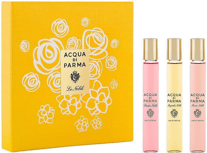 Acqua Di Parma Le Nobile - Duftset (Eau de Parfum 3x15ml)
