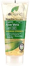 Düfte, Parfümerie und Kosmetik Körpergel mit Aloe Vera - Dr. Organic Bioactive Skincare Organic Aloe Vera Gel