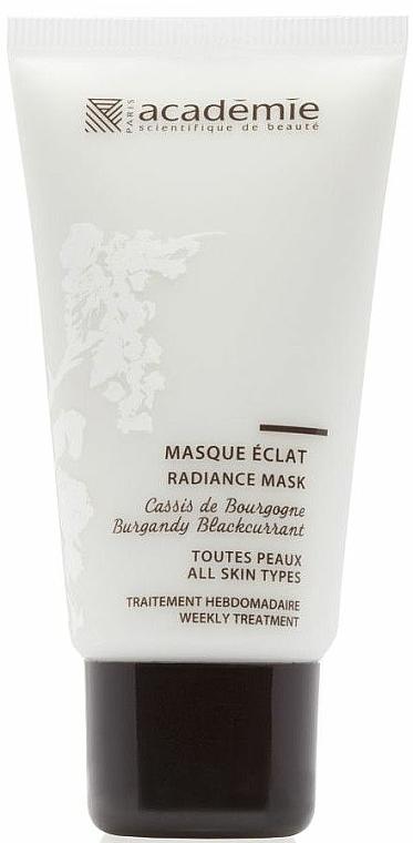 Haarmaske für mehr Glanz mit schwarzer Johannisbeere aus dem Burgund - Academie Masque eclat