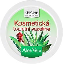 Düfte, Parfümerie und Kosmetik Kosmetische Vaseline mit Aloe Vera - Bione Cosmetics Aloe Vera Cosmetic Vaseline