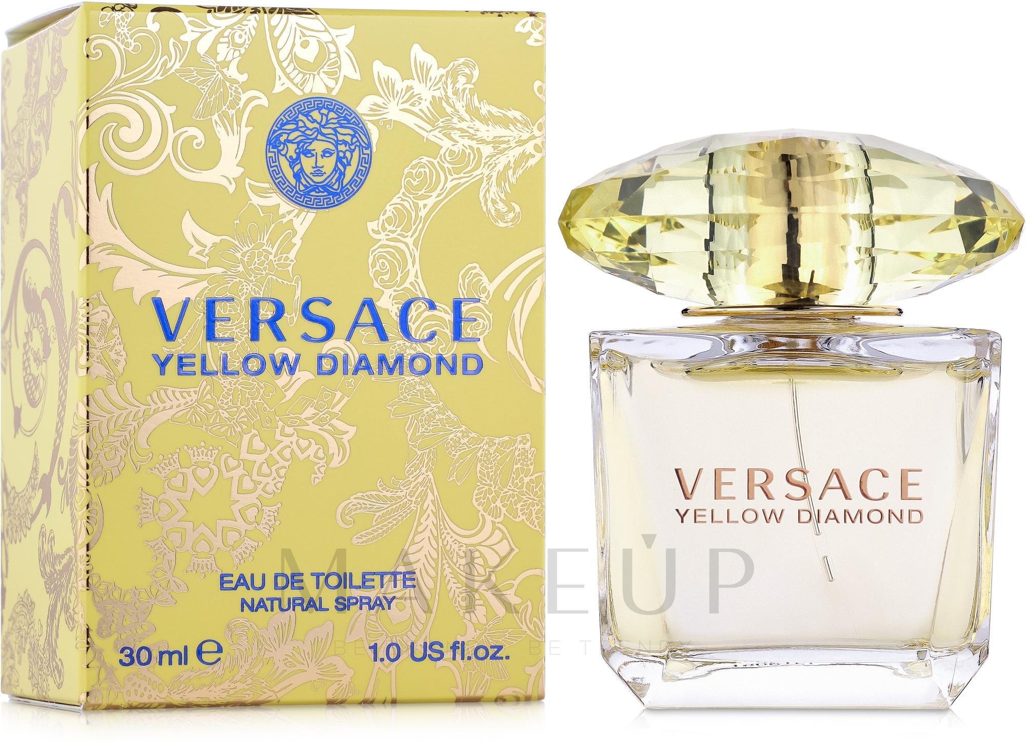 Versace Yellow Diamond - Eau de Toilette — Bild 30 ml