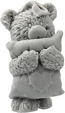 Düfte, Parfümerie und Kosmetik Handgemachte Naturseife Teddybär mit Ananasduft - LaQ Happy Soaps
