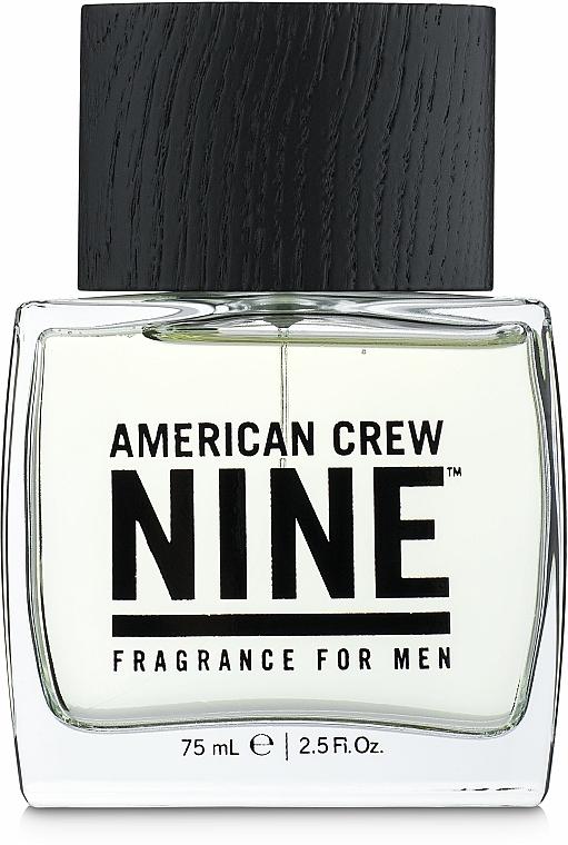 American Crew Nine Fragrance For Men - Eau de Toilette
