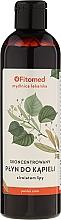 Düfte, Parfümerie und Kosmetik Konzentrierter Badeschaum mit Lindenblüte - Fitomed Liquid Bath With Linden Flower