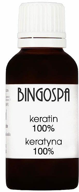 100% Keratin für Haar und Nägel - BingoSpa Keratin 100%