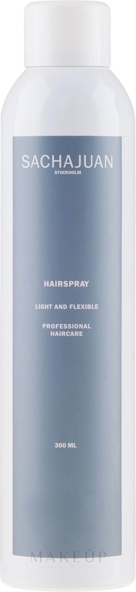 Haarspray Leichter und flexibler Halt - Sachajuan Hairspray — Bild 300 ml