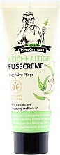 Düfte, Parfümerie und Kosmetik Intensive Fußcreme mit Eukalyptus-Extrakt - Rezepte der Oma Gertrude