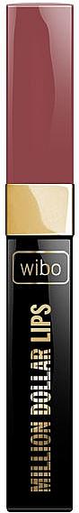 Flüssiger matter Lippenstift - Wibo Million Dollar Lips