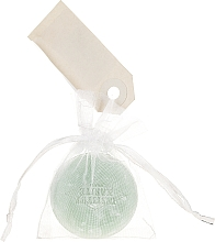 Düfte, Parfümerie und Kosmetik Nährende und feuchtigkeitsspendende Seife mit Sheabutter und Maiglöckchenduft im Beutel - Institut Karite Lily And The Valley Shea Macaron Soap