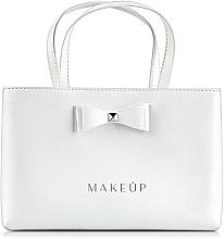 Düfte, Parfümerie und Kosmetik Handtasche White elegance - MakeUp (24 x 15,5 cm)
