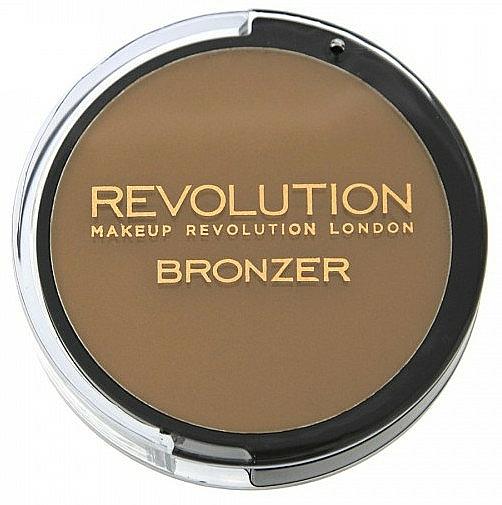 Gesichtsbronzer - Makeup Revolution Bronze Kiss