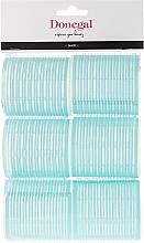 Düfte, Parfümerie und Kosmetik Klettwickler 56 mm 6 St. - Donegal Hair Curlers