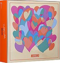 Düfte, Parfümerie und Kosmetik Moschino I Love Love - Duftset (Eau de Parfum/30ml +Körperlotion/ 50ml)