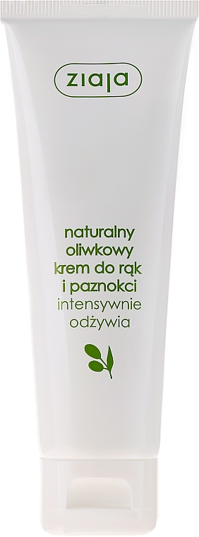 Hand- und Nagelcreme mit Olive - Ziaja Natural Olive Cream For Hand and Nail