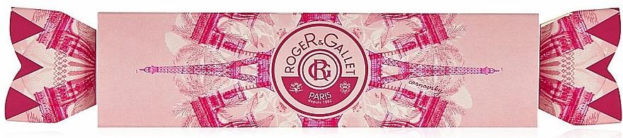 Feuchtigkeitsspendende, aufweichende und beruhigende Hand- und Nagelcreme mit Sheabutter und Rosenextrakt - Roger & Gallet Rose Hand & Nail Cream — Bild N3