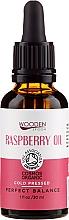 Düfte, Parfümerie und Kosmetik Kaltgepresstes Himbeeröl - Wooden Spoon Raspberry Oil