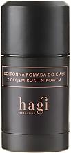 Düfte, Parfümerie und Kosmetik Körperlotion mit Sanddorn - Hagi