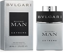 Düfte, Parfümerie und Kosmetik Bvlgari Man Extreme - Eau de Toilette