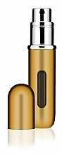 Düfte, Parfümerie und Kosmetik Nachfüllbarer Parfümzerstäuber gold - Travalo Classic HD Easy Fill Perfume Spray Gold