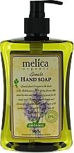 Düfte, Parfümerie und Kosmetik Flüssigseife Lavendel - Melica Organic Lavander Liquid Soap