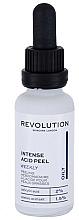 Düfte, Parfümerie und Kosmetik Gesichtspeeling mit Salizyl- und Azelainsäure für fettige Haut - Revolution Skincare Intense Acid Peel Oily