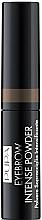 Düfte, Parfümerie und Kosmetik Augenbrauenpuder mit Applikator - Pupa Eyebrow Intense Powder